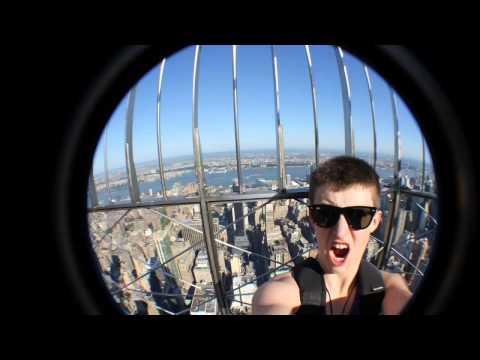 America vlog. Days 1-3. Manchester to New York City.