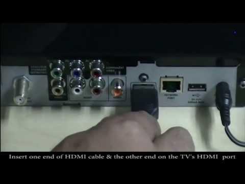 CIGNAL DIGITAL TV by PLDT Fiber to the Home - How to Setup