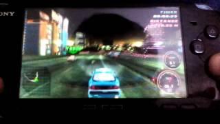 Форсаж Tokyo Drift psp #31