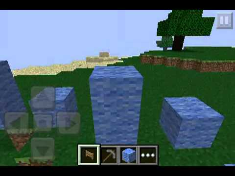 Minecraft PE how to PLAY PARKOUR tips and tricks