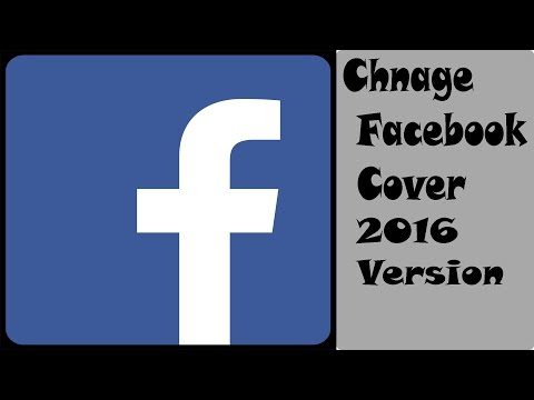 how to change cover photo in facebook 2016 Updated version like a Professional