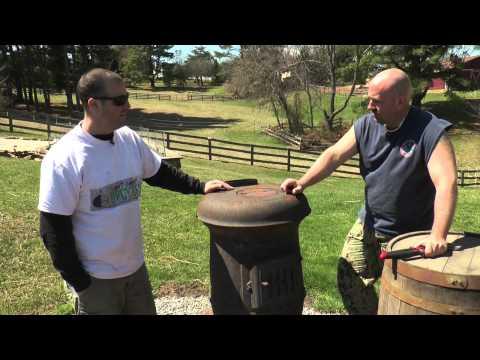 Season 1, Episode 29: Whiskey Barrel Trade For A Pot Belly Stove
