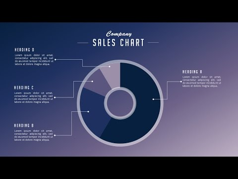 Art of Creating PIE CHART Template For Your Reporting Dashboard : Microsoft PowerPoint (PPT)