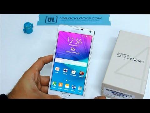 Unlock Samsung Galaxy Note 4 (Step by step unlocking tutorial) .