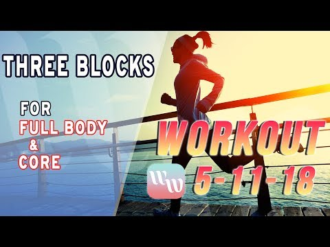 Workout 5-11-18