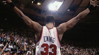 Patrick Ewing's Top 10 Career Plays