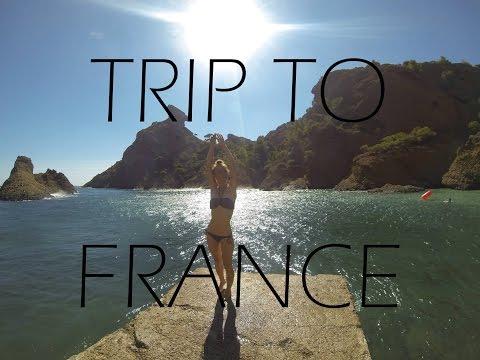 TRAVEL BY CAR- FRANCE (Côte d'Azur & Provence)