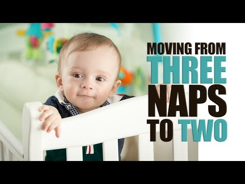 Moving From 3 Naps to 2