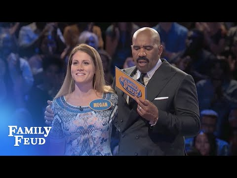 The Roberts are just ONE POINT away from $20k! | Family Feud
