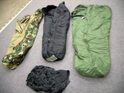 11 Modular Sleeping Bag Systems on GovLiquidation.com