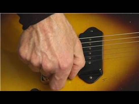 Guitar Techniques : How to Lower the Strings on Your Guitar