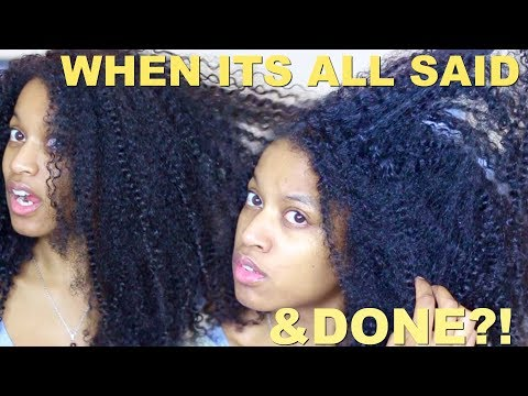 I Found Out The Hard Way That My Hair Was TIRED!!|Natural Hair