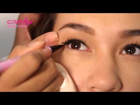 Beauty School: Learn How To Create The Perfect Cat Eyes