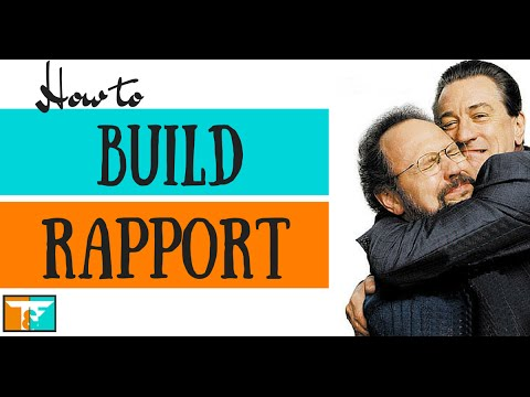 5 New Ways Of Building Rapport To Effortlessly Make More Money