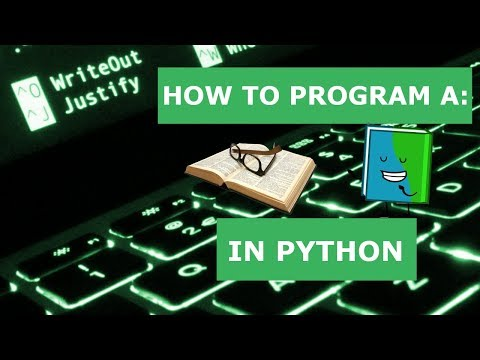 How to Program: A Word Counter in Python