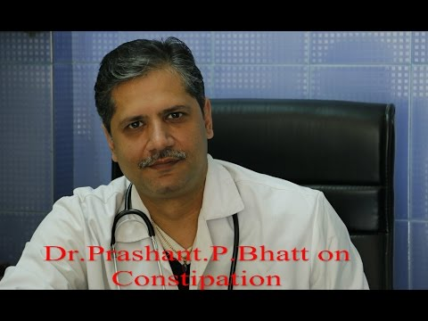 QUICK SOLUTION FOR CONSTIPATION |Dr.Prashant Bhatt on Constipation | Digital India | Doctor's advice