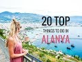 Download Video: 20 Things To Do In Alanya MP3,3GP,MP4