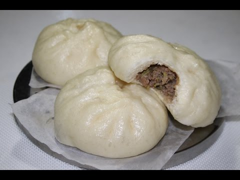 Steamed Meat Buns/Baozi recipe - Cooking A Dream