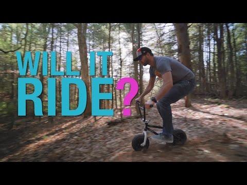 WILL IT RIDE? - Rocker Mini BMX Bike
