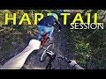 HARDTAIL SESSION / 4X, Backflips & Crashs.. | DROP