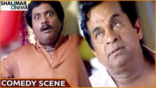Comedy Scene Of The Day 384 || Telugu Movies Back To Back Comedy || Shalimarcinema