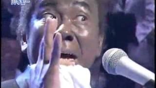 Japanese man in blackface