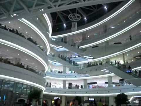 Time Square Mall in Seoul