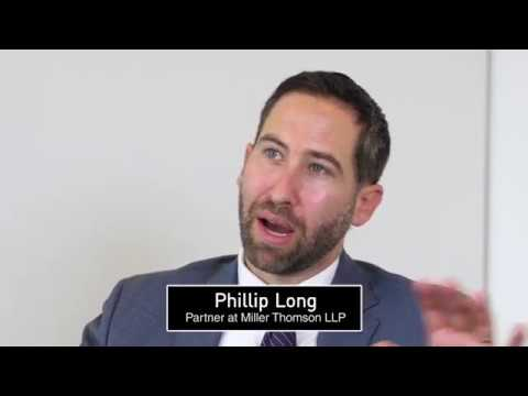 The Blockchain Society May 31 Blockchain Conference - Phillip Long of Miller Thomson LLP