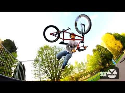 BRI FLIP ON BMX