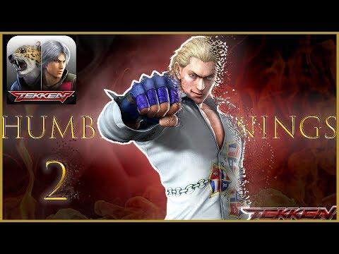 Tekken Mobile- Act 1: Chapter 2