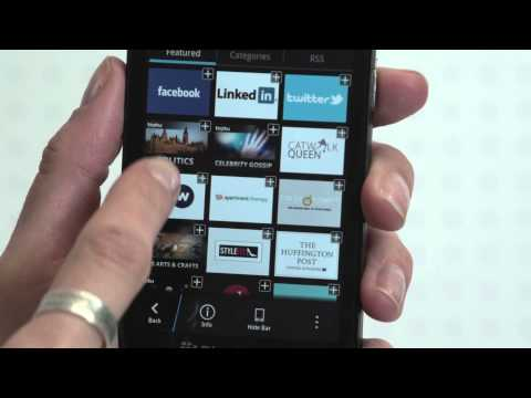 Top free BlackBerry 10 apps