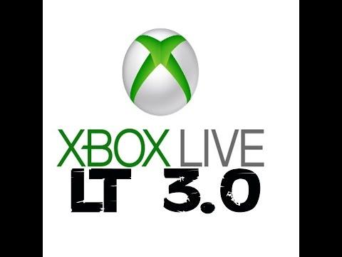 Entrando na Xbox Live - Xbox 360 Lt 3.0