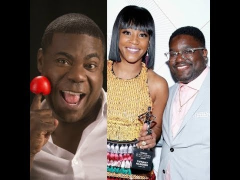 Tracy Morgan Disses 'Last OG' Co-Star Tiffany Haddish In Interview And Lil Rel Is Not Having It