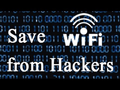 Hide/Protect WiFi Router and Connect to Hidden WiFi to Mobile or Laptop