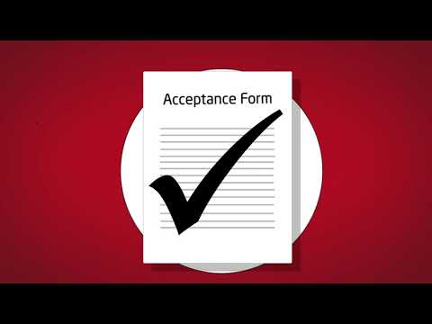 INTO Manchester: how to accept your offer