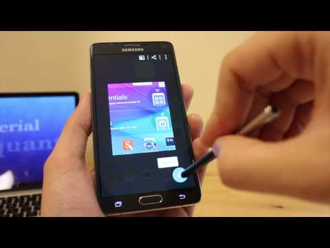 Galaxy Note 4 S Pen Tips & Tricks