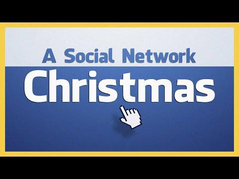 A Social Network Christmas