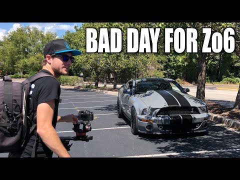 ThatDudeinBlue Reviewing my Shelby GT500 behind the scene