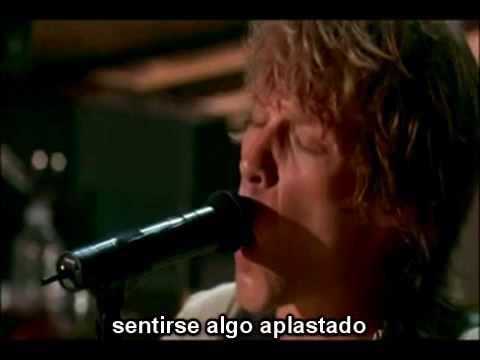 Everybody`s Broken - Bon Jovi (Subtitulado/Subtítulos Español)