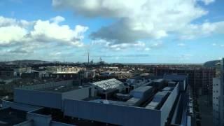 Dublin Skies Time Lapse