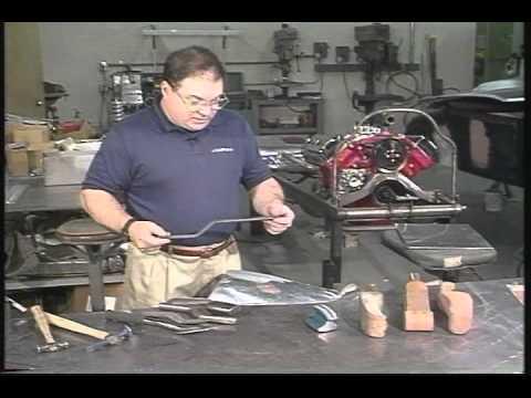 Metalshaping Hand Tools | Build Custom Parts | Using A Slapper