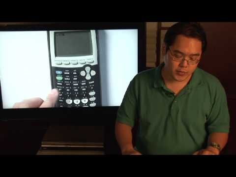 Math Lessons : How to Convert a Decimal to a Fraction on a Calculator