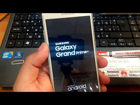 Samsung  Grand Prime Plus SM-G532F  Remove/Bypass Google Account/FRP