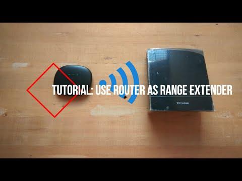 Tutorial: How to use Wifi Router as Repeater / Range Extender|(JioFi/MiFi Range Extender)