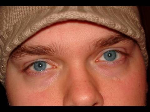 Tutorial Photoshop CS4 - how to change Eye Color
