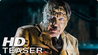 IRON SKY 2: THE COMING RACE Teaser Trailer German Deutsch (2018)