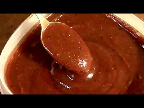 My Recipe for a Great Tasting Barbecue (BBQ) Sauce for Ribs, Chicken, etc.