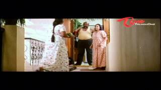 Telugu Comedy Scene - M S Narayana Sketch For Hema Aunty