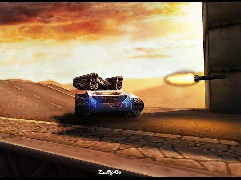 Speed art (#Photoshop)   Tanki Online #5