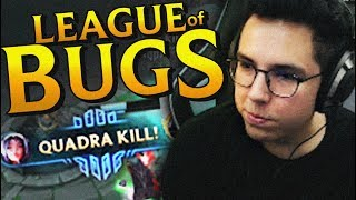LEAGUE OF BUGS!